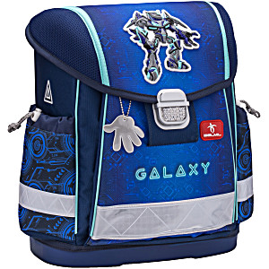 Школьный ранец Belmil 403 13 Galaxy – Белмил Гэлакси (с роботом)