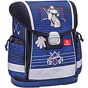 Школьный ранец Belmil 403 13 Хоккей Hockey – Белмил Хоккей с хоккеистом синий